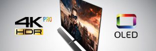 4K Pro HDR OLED TV is here