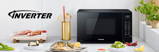 So Much More with our new Combi Microwaves