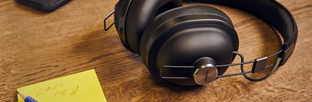 Looks Good, Sounds Great – HTX90 Headphones