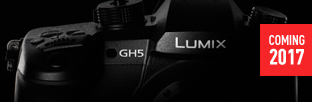 The new LUMIX GH5 is coming soon