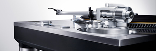Redefining the Direct-Drive Turntable
