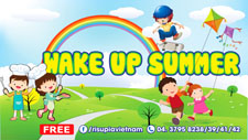 Wake up summer – A must-join event at Panasonic Risupia