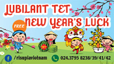 JUBILANT TET – NEW YEAR'S LUCK
