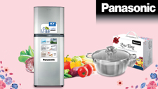 Tet promotion campaign for Panasonic refrigerators