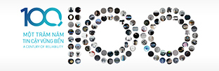 Panasonic: 100 years of ideas