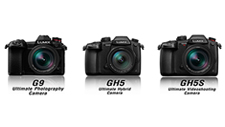 Firmware Update Service for DC-GH5, DC-GH5S, DC-G9