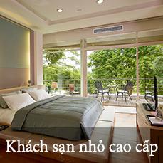 Khách sạn nhỏ cao cấp