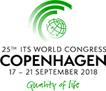 ITS World Congress 2018 Copenhagen logo