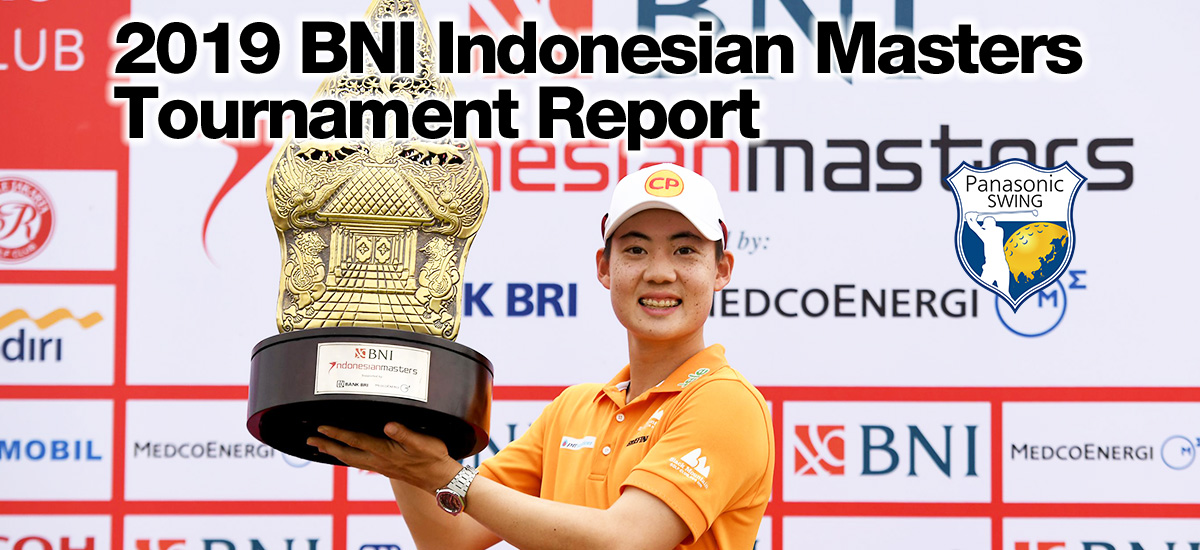 2019 BNI Indonesian Masters Tournament Report