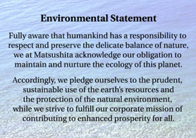 Environmental charter set forth