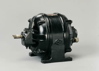 1/2-horsepower, 3-phase induction motor