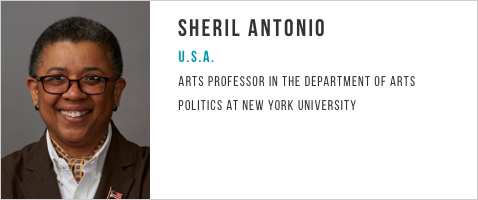 Sheril Antonio U.S.A.