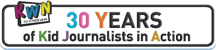 30 YEARS of Kid Journalists in Action