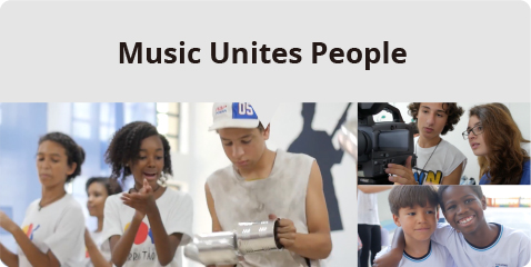 Music Unites People