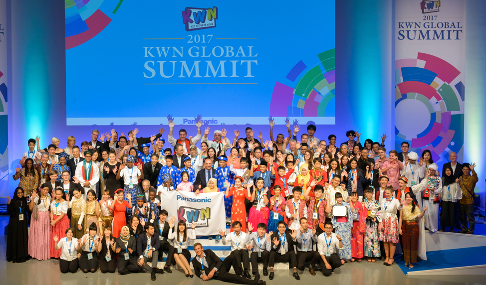 KWN Global Summit 2017 Group Photo