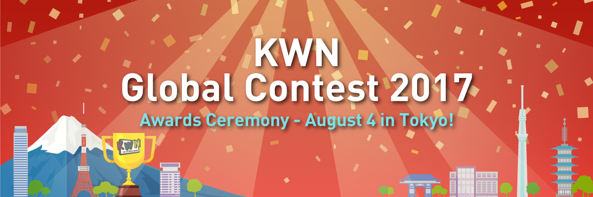 KWN Global Contest 2017