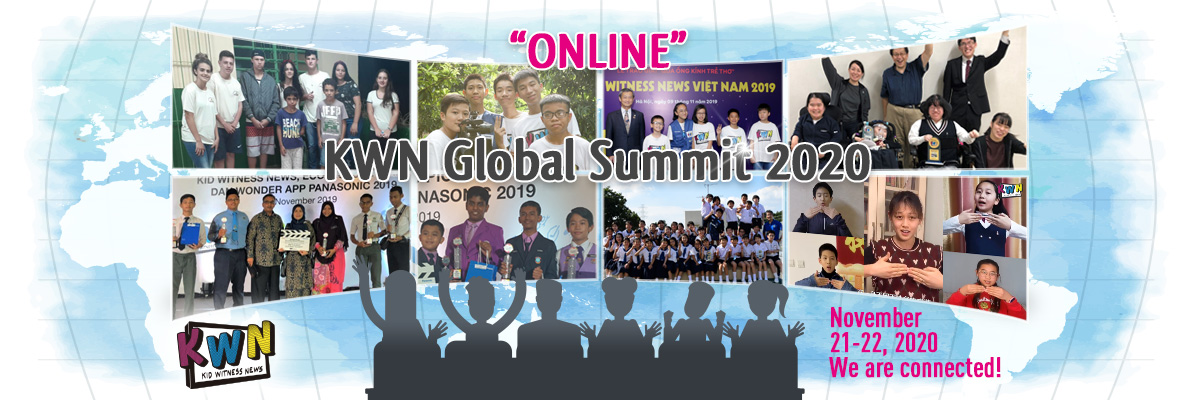 "KWN Global ""ONLINE"" Summit 2020"