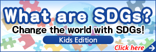 What are SDGs Change the world with SDGs! Kids Edition  Click here