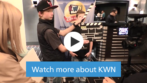 Watch more about KWN