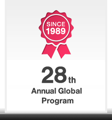 SINCE1989 28th Annual Global Program
