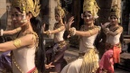 The World Heritage of Cambodia - Angkor and the Royal Ballet - (4min)