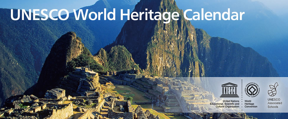 UNESCO World Heritage Calendar