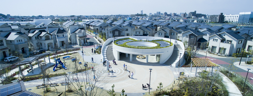 Fujisawa SST (Sustainable Smart Town)