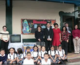Donation of AV Equipment to Schools