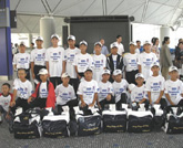 Support of Hong Kong Little League Team