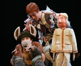 "Panasonic Tour of ""Shakespeare for Children Series"""