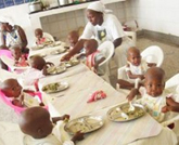 "Working to provide care for children: ""Imani Kids"" in Kenya"