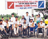 Support for Wheel-A-Thon
