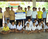 Panasonic Education Support Fund in Thailand