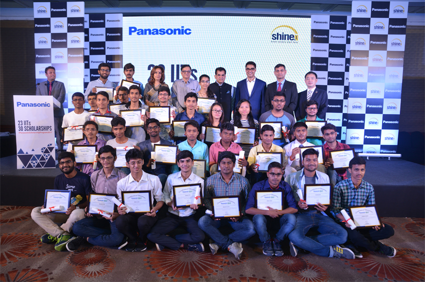 Ceremony at Panasonic India (PI)