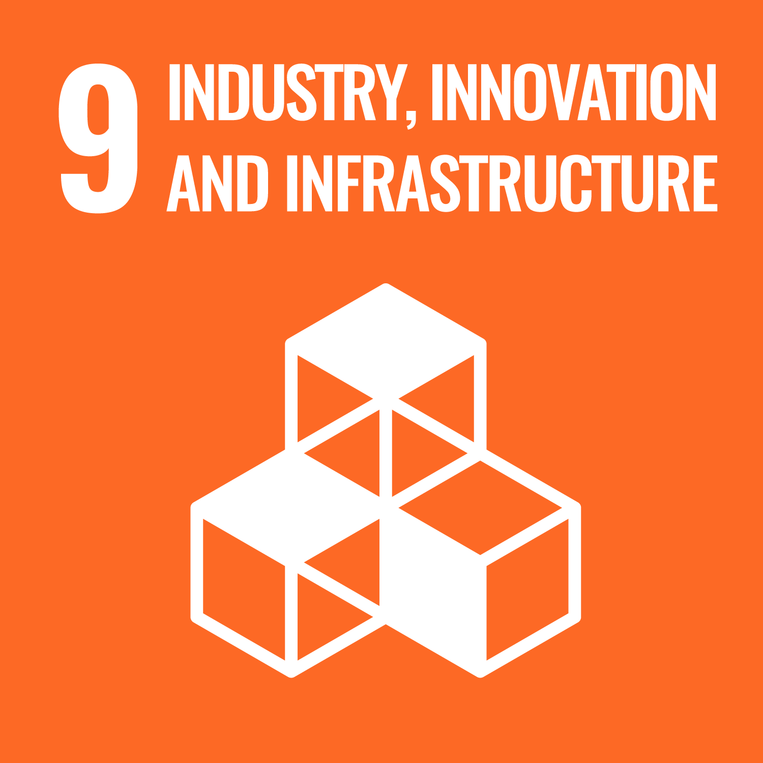 Goal 9: Industry, information, and infrastructure