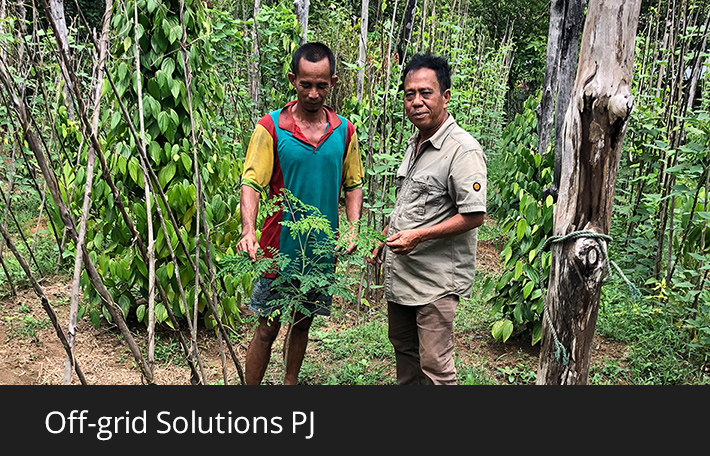 Off-grid Solutions PJ