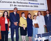 1998 | Panasonic Essay Contest Launched in Panama
