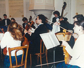 1989 | European Union Baroque Orchestra Sponsorship Begins
