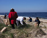 2000 Beach Cleanup Activities Begin in US