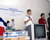 2006 Support for Schools in Central America