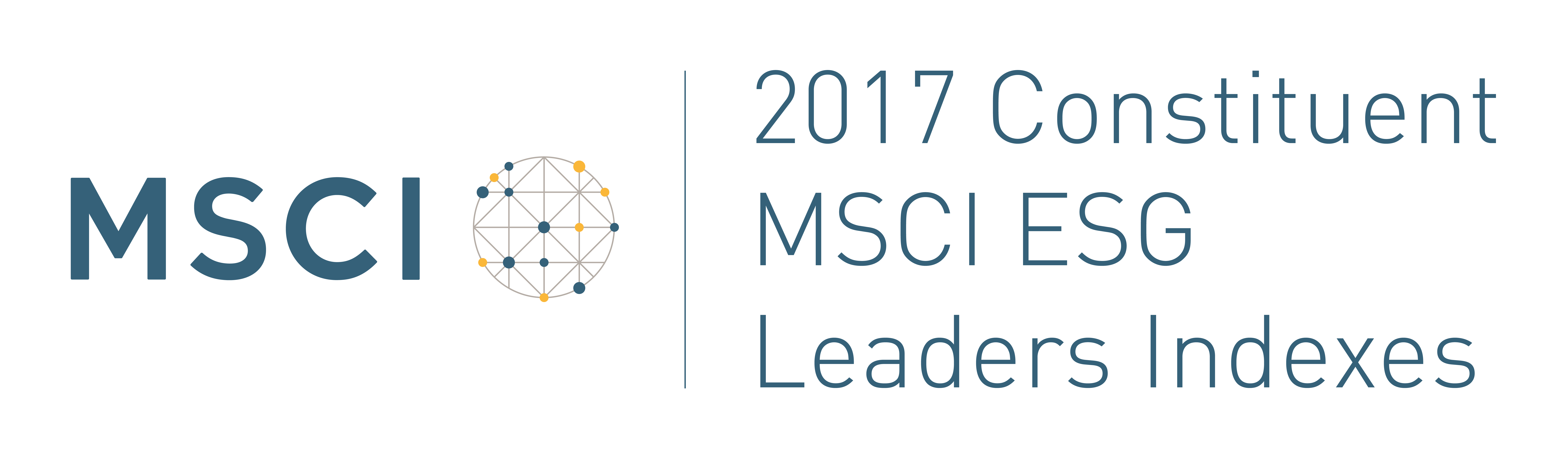 2017 Constituent MSCI ESG Leaders Indexes