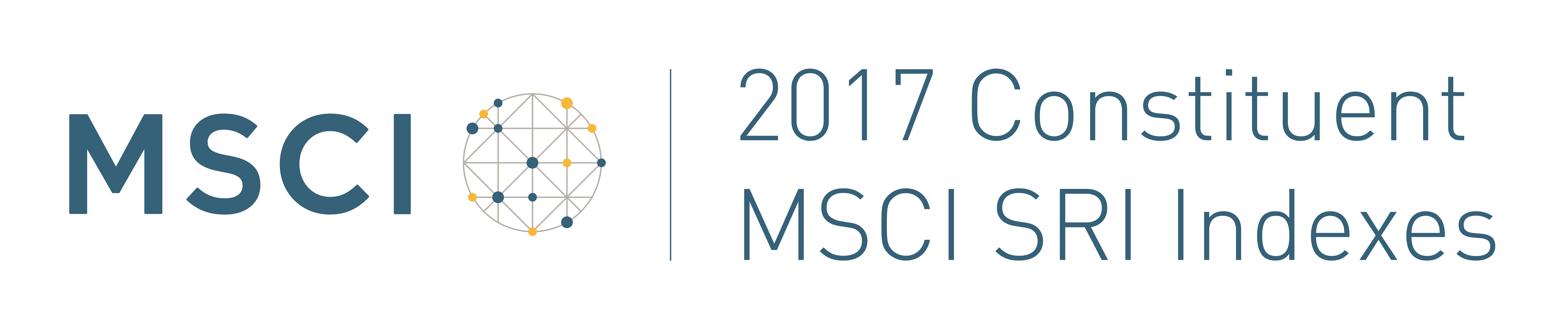 2017 Constituent MSCI SRI Indexes