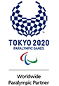TOKYO 2020 Worldwide Paralympic Partner