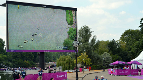 Scenes from the London 2012