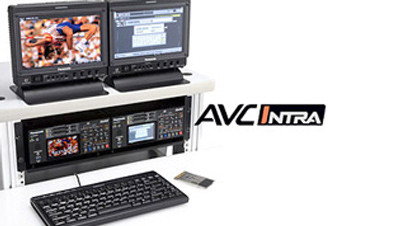 AVC Intra: This is Panasonic AVC codec