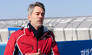 Photo: John Paul Giancarlo, International Olympic Committee (IOC)