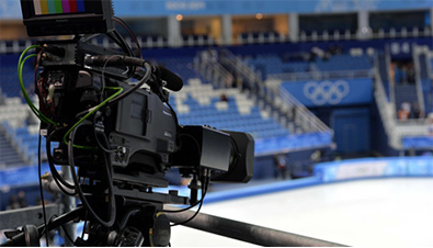 Behind the Scenes at the Sochi 2014 Olympic Winter Games