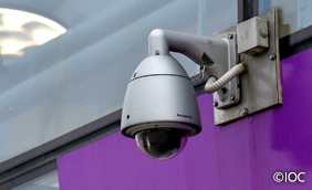 Sochi 2014 AV Security Equipment System