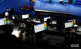 Rio 2016 Video Adjucation System
