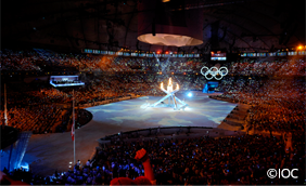 Behind the Scenes at the Vancouver Olympic Games